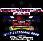 Logo for American Festival of Rome at Vallelunga